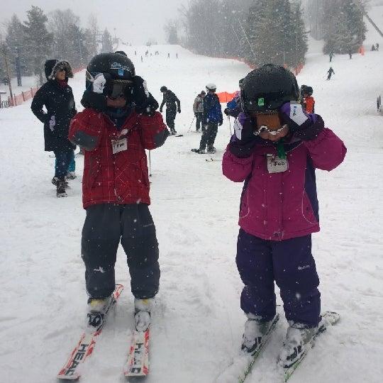 2/1/2014にBarnaby J.がChicopee Ski & Summer Resortで撮った写真