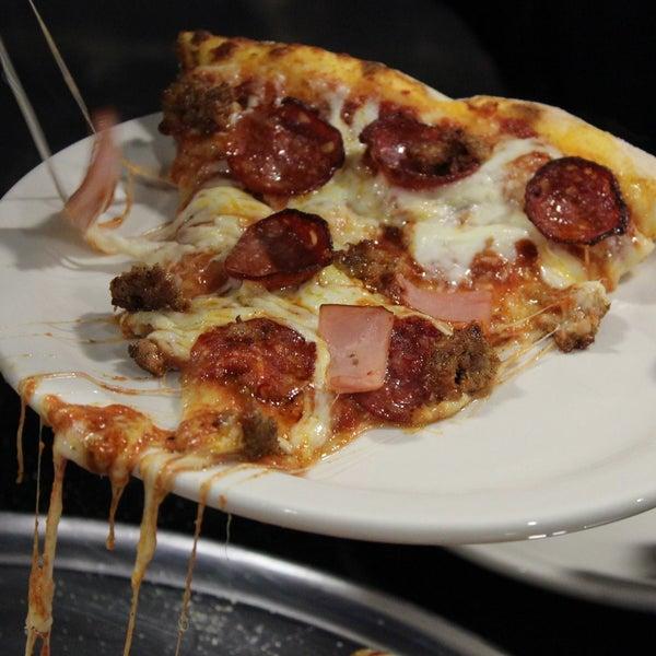Photo taken at Ronny's Pizza Vake   რონის პიცა ვაკე by Ronny's Pizza on 2/24/2015
