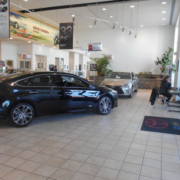 Photo Taken At Crown Toyota Of Lawrence, KS By Crown Toyota Of Lawrence, KS