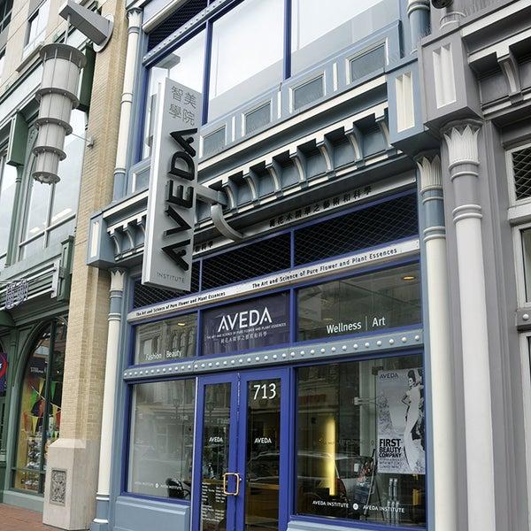 Aveda institute washington dc chinatown 713 7th st nw - Aveda salon washington dc ...