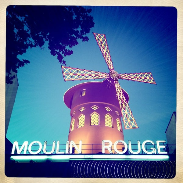 Photo taken at Moulin Rouge by Michael C. on 5/27/2013
