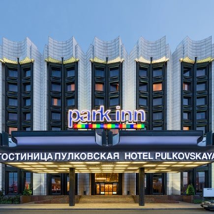 Снимок сделан в Park Inn by Radisson Pulkovskaya пользователем Park Inn by Radisson P. 1/14/2014