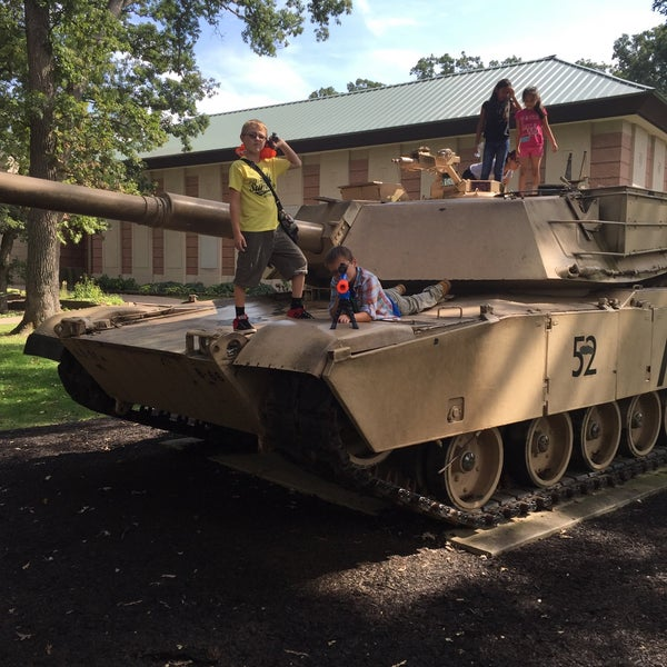 Photo taken at Cantigny Park by Bill H. on 9/7/2015