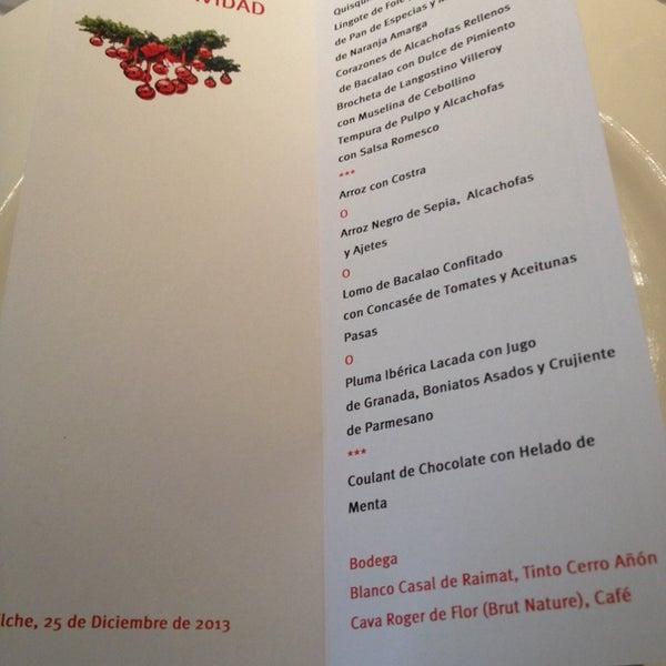 Foto tomada en Hotel Huerto del Cura por Marc F. el 12/25/2013