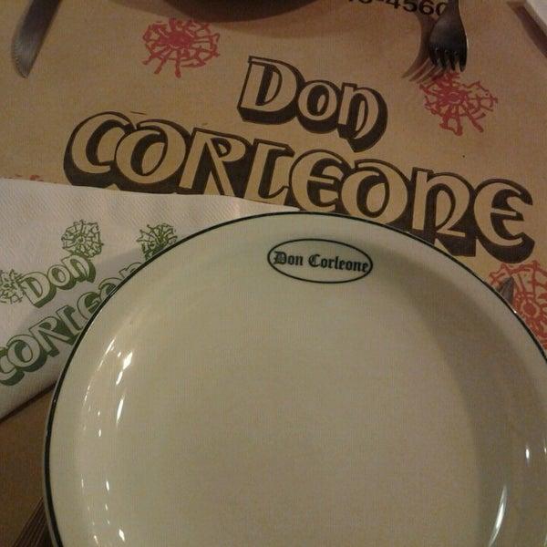 Photo taken at Don Corleone by Eduz G. on 3/1/2013