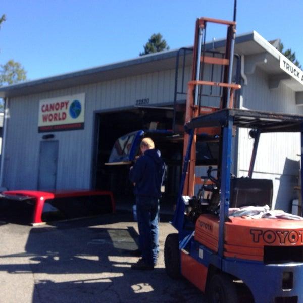 & Canopy World - Automotive Shop