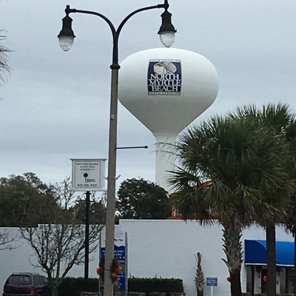 photos at north myrtle beach water tower well in north myrtle beach