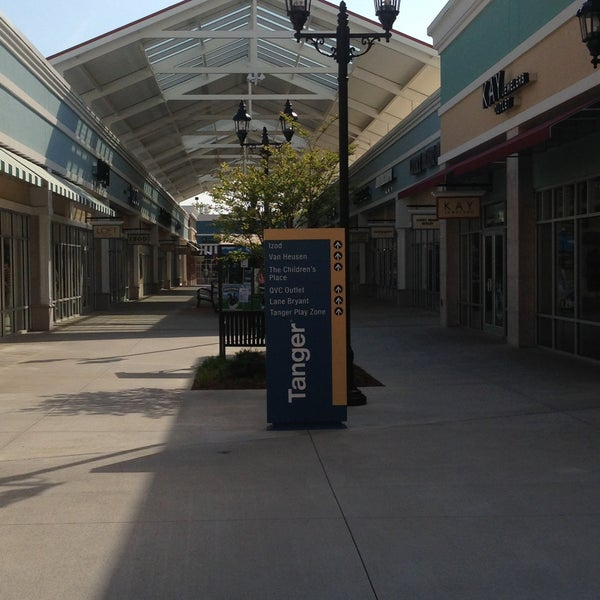 Photo taken at Tanger Outlet Mebane by Chuck N. on 4/27/2013