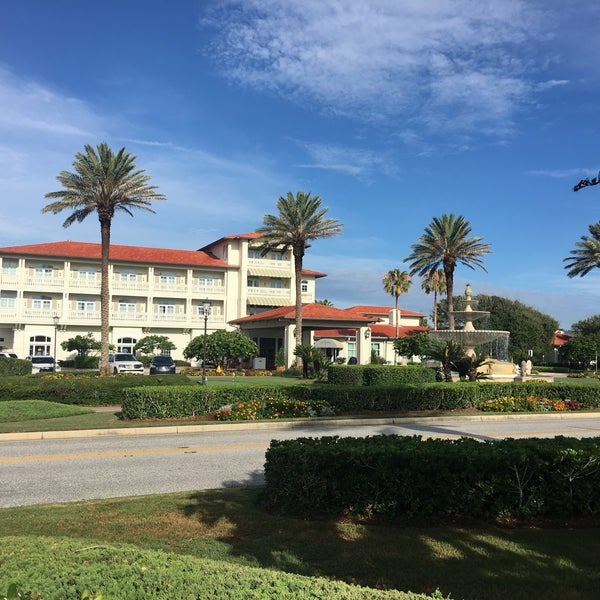 Photo taken at The Spa at Ponte Vedra Inn & Club by Chuck N. on 6/3/2017