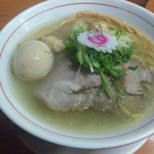 12/16/2015にTakayoshi S.が中華そば 維新商店で撮った写真