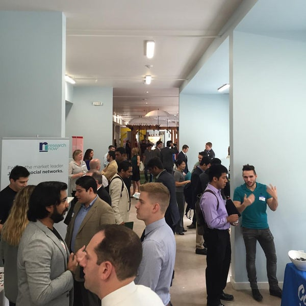 Photo taken at Tech Wildcatters (The Tech Church) by Michael S. on 10/22/2015