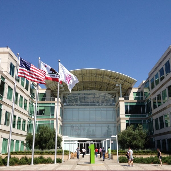 Photo taken at Apple Inc. by Mert A. on 8/19/2013