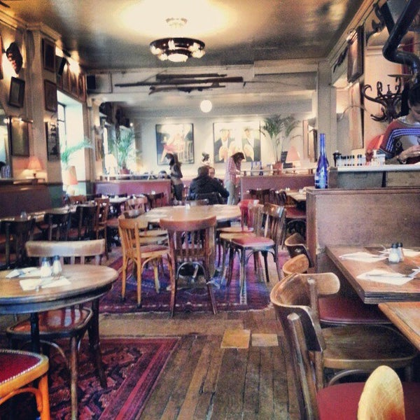 Photo taken at Café de l'Industrie by Ahmed B. on 1/16/2013