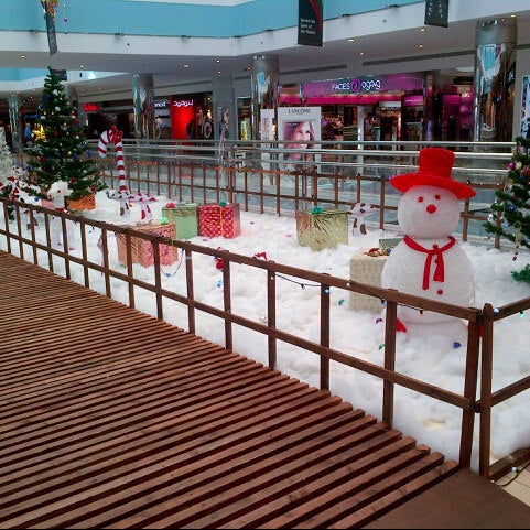 Photo taken at Mushrif Mall by Abdul T. on 12/28/2012
