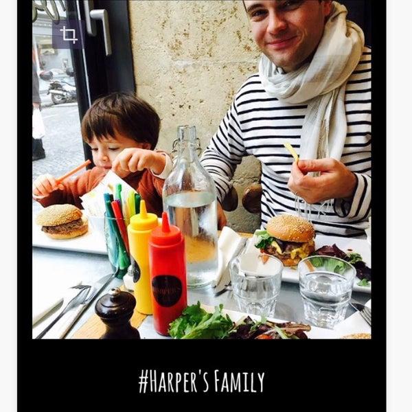 Harper's c'est pour les grands et les petits ;) ! #Paris17 #Batignolles #AllDayLong