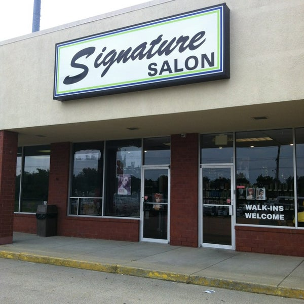 Signature salon decatur il for 77 salon portland