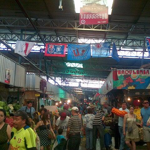 Foto tomada en Vega Central por Diego F. el 11/1/2012