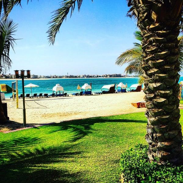 3/3/2016 tarihinde Emrah Y.ziyaretçi tarafından Rixos The Palm Dubai'de çekilen fotoğraf