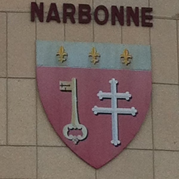 Narbonne city - V and b narbonne ...