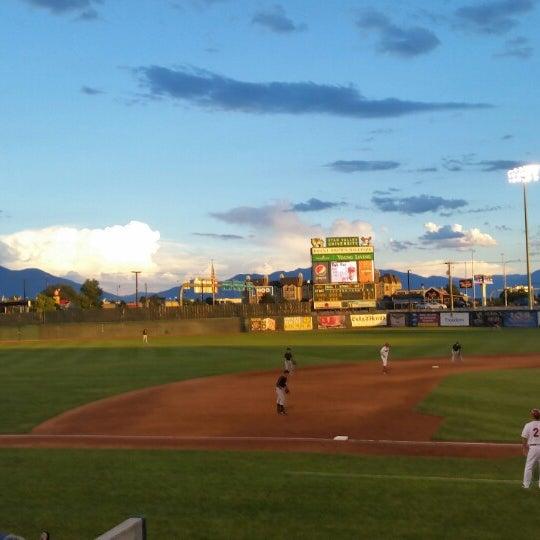 Best minor league ballpark. Period.