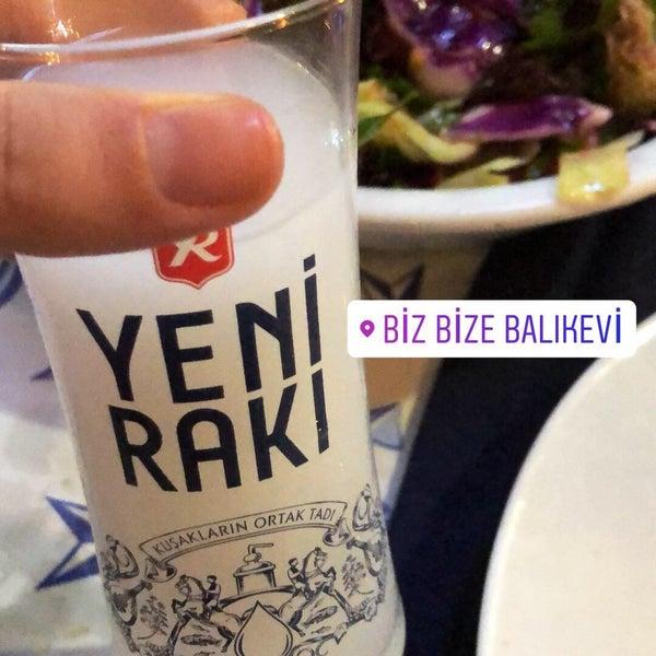 9/15/2018 tarihinde Özgürziyaretçi tarafından Bizbize Balıkevi'de çekilen fotoğraf