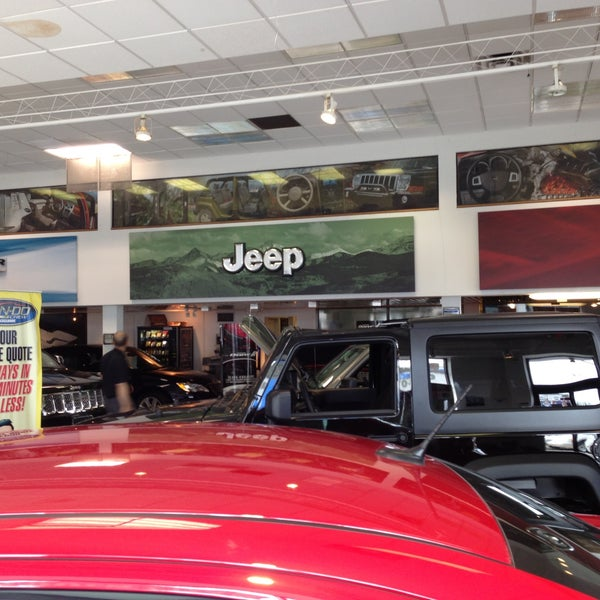 photo taken at garden city jeep chrysler dodge ram by andre s on 4 - Garden City Jeep