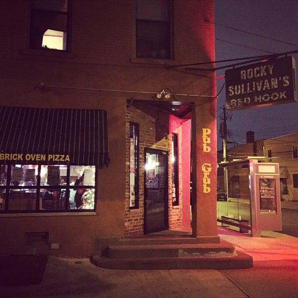 Photo taken at Rocky Sullivan's by Peter K. on 11/30/2014