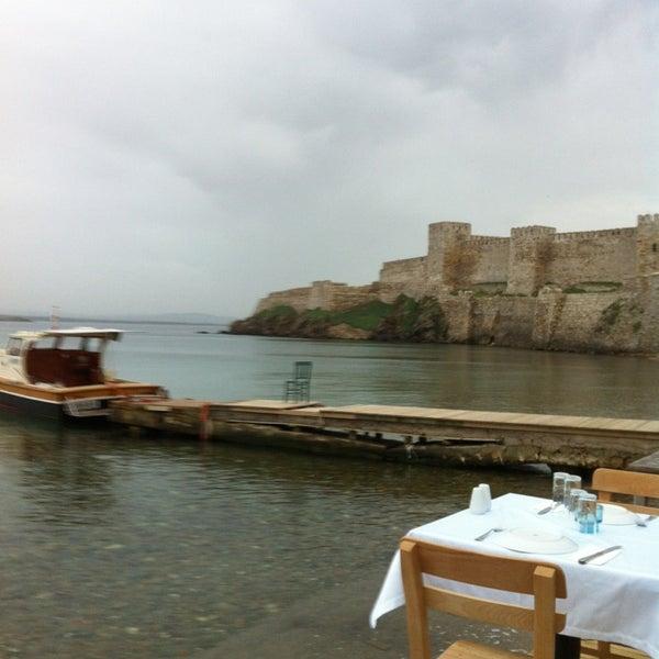 Photo taken at Cabalı Meyhane by hassapaki on 4/6/2013