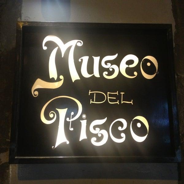 Foto tomada en Museo del Pisco por Ania M. el 8/19/2013