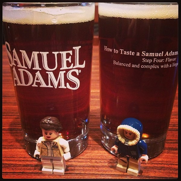 Photo taken at Samuel Adams Brewery by Hawkeye on 12/28/2012