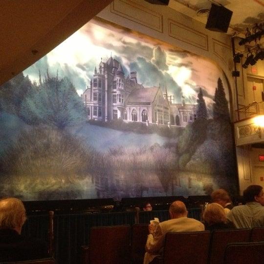 Photo taken at Goodspeed Opera House by Paula F. on 10/5/2012