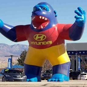 Photo Taken At Larry H. Miller Hyundai Albuquerque By Larry H. Miller  Hyundai Albuquerque