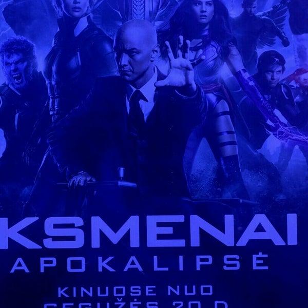 Foto scattata a Forum Cinemas Akropolis da İlkr Ç. il 5/24/2016
