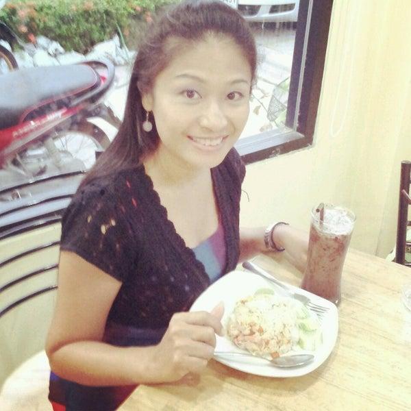 Photo taken at Coffee Bla Bar by Nirada R. on 5/21/2013
