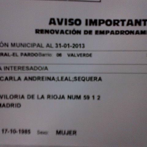 Fotos en l nea madrid oficina sanchinarro hortaleza for Oficinas linea madrid