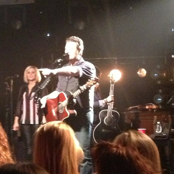 Photo taken at iHeartRadio Theater by Kathleen B. on 3/27/2013