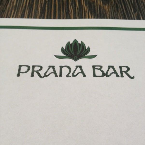Снимок сделан в Prana Bar пользователем Michael I. 6/8/2014
