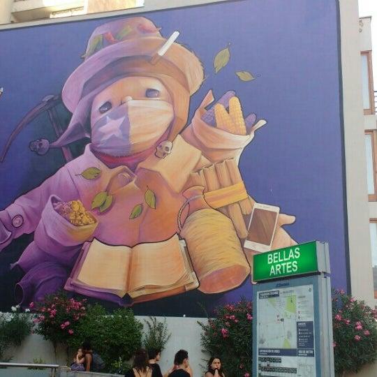 Das Foto wurde bei Barrio Bellas Artes von Toncy D. am 2/20/2016 aufgenommen