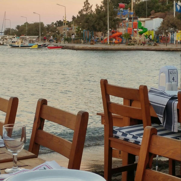 9/1/2017 tarihinde Aysel K.ziyaretçi tarafından Kekik Restaurant'de çekilen fotoğraf