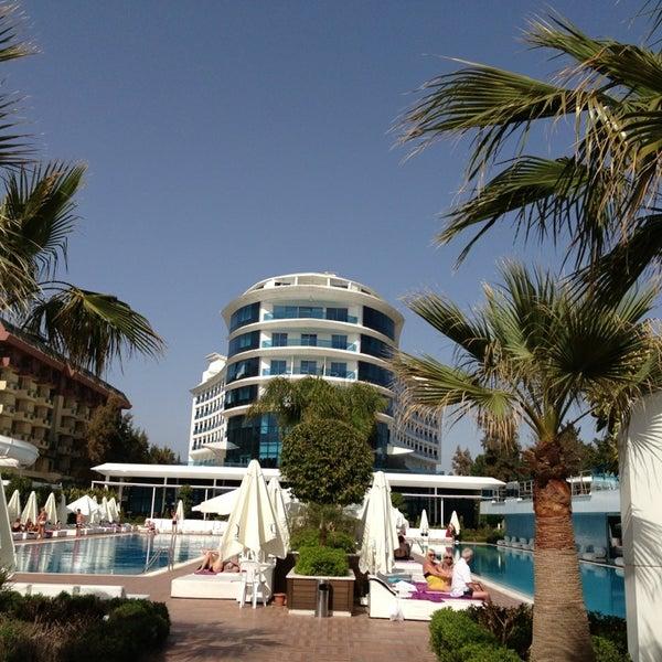 4/6/2013에 Sinan G.님이 Q Premium Resort Hotel Alanya에서 찍은 사진