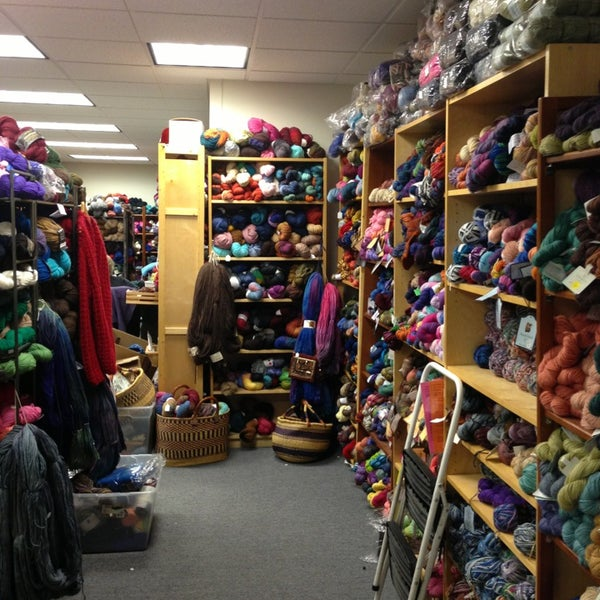 Seaport yarn arts crafts store in new york for Art and craft stores nyc