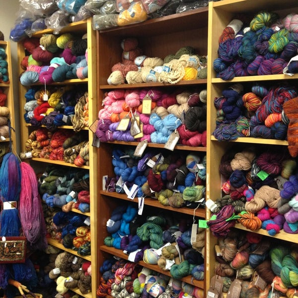 Knitting Stores Nyc : Seaport yarn arts crafts store in new york