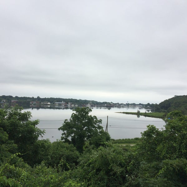 Photo taken at Mystic, CT by Rob H. on 7/15/2017