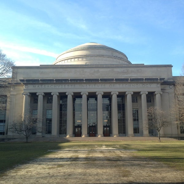 Photo taken at Massachusetts Institute of Technology (MIT) by Calin C. on 3/17/2013