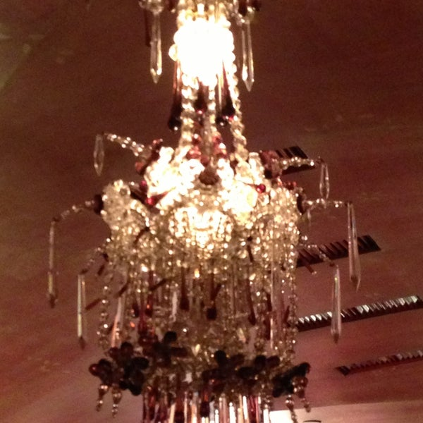 Photo taken at Bouley by Emily W. on 5/1/2013