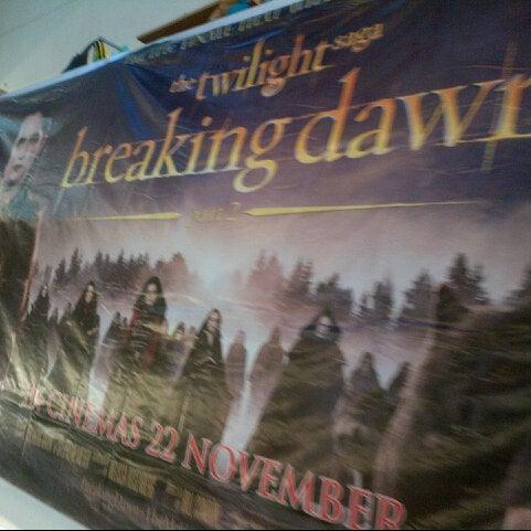 Photo taken at Big Cinemas by WMSezol W. on 11/24/2012