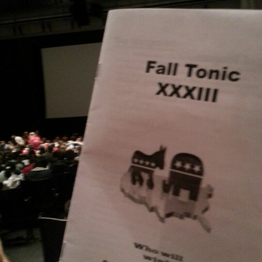 Photo taken at Bailey Hall by JiSoo L. on 11/3/2012