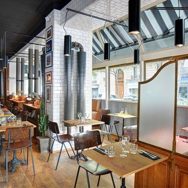 Restaurant Paris Vrai Fait Maison