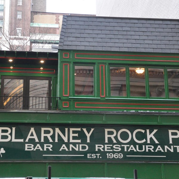 Blarney Rock Pub - Bar in New York