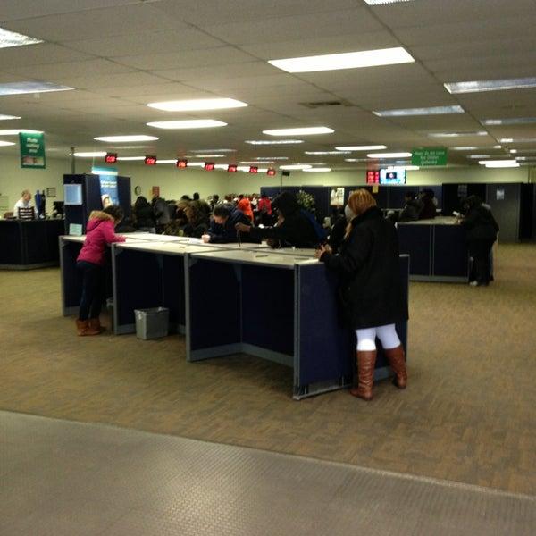 Photos At Wisconsin Division Of Motor Vehicles (DMV)